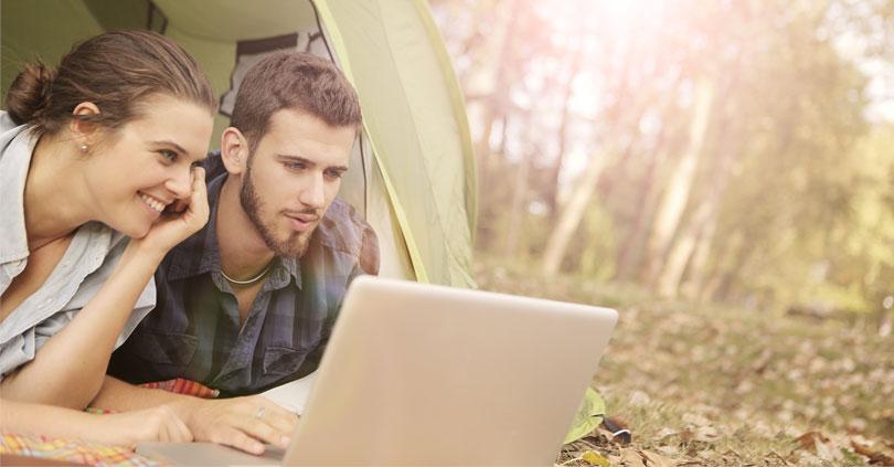 Sjove historier med online dating