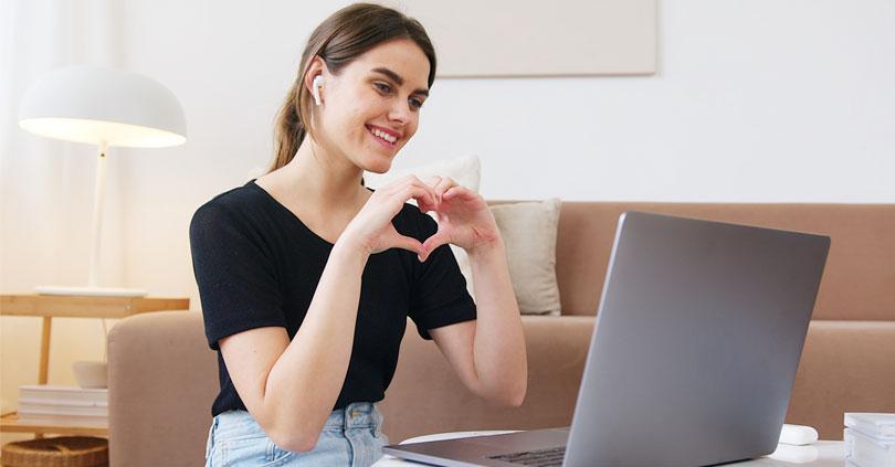 Dating under karantæne: Video har ændret reglerne for romantik