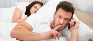 Bør jeg holde et uforpligtende forhold hemmeligt?